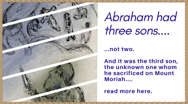 Abraham had 3 sons