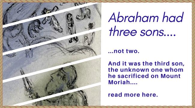 Abraham had 3 sons