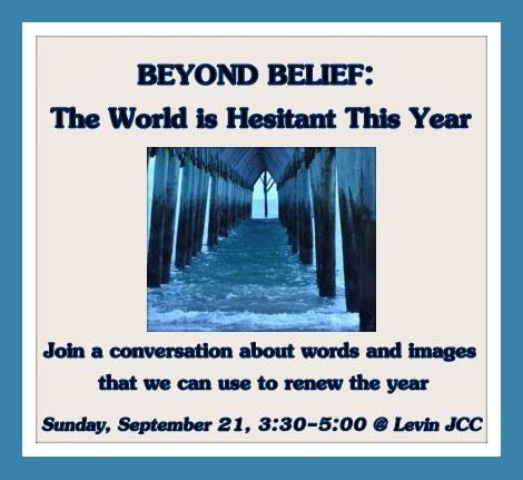 Beyond Belief9.21.14
