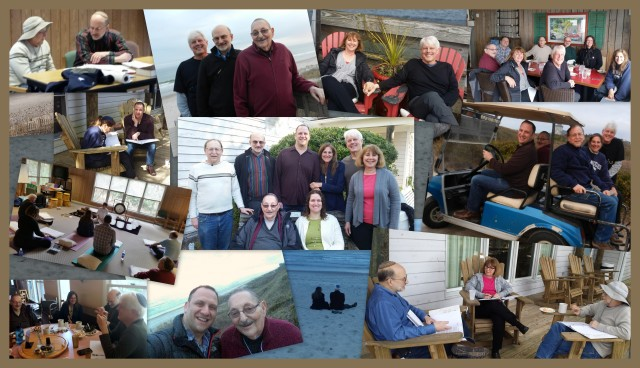 Rabbinic Kallah collage 2015
