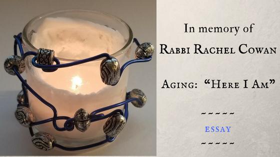 Rabbi Rachel Cowan