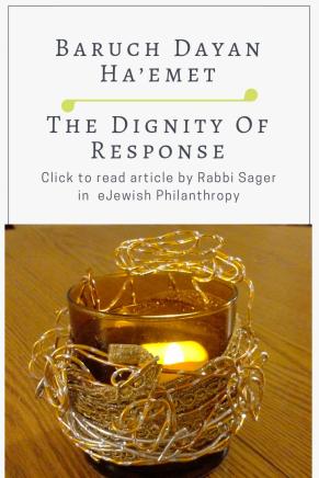 Baruch Dayan Ha_emet_ The Dignity Of Response (1)