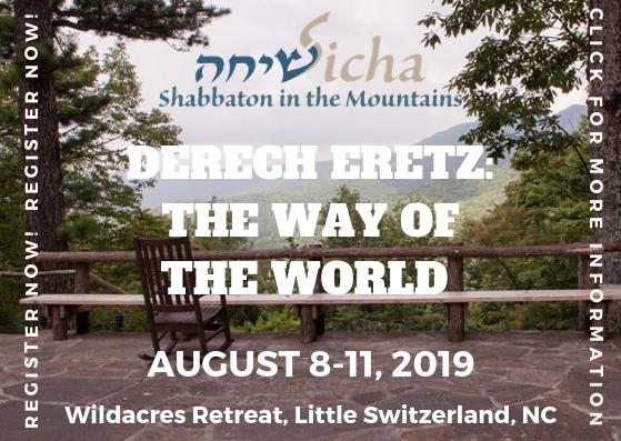 Sicha Shabbaton 2019 - Register